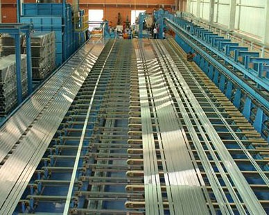 As melhores soluções em extrusão em perfis de alumínio