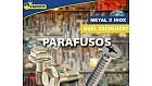 Parafusos de Metal ou Inox. Qual Escolher?