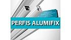 Perfis de Alumínio e Componentes para Esquadrias
