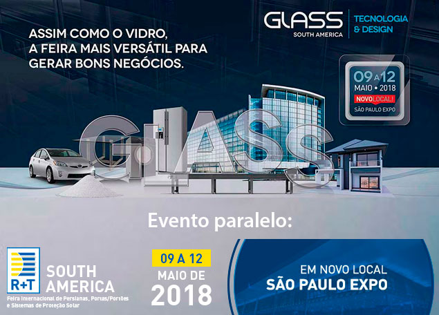 Glass South America e RT South America