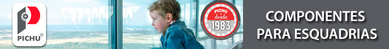 Pichu - Acessórios para Esquadrias