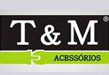 T&M Acessórios para Corrimão, Guarda-Corpo e Sacada