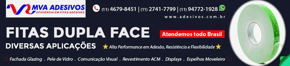 Fitas Dupla Face de Alta Performance para Diversas Aplicações