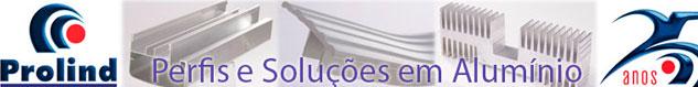 Prolind- Perfis e Soluções em Alumínio
